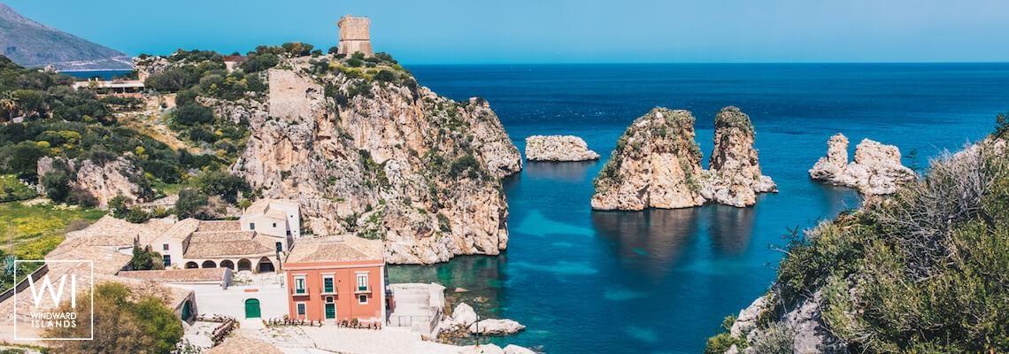 Trapani, Sicily - Italy - 1