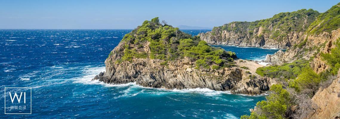 Proquerolles - Golden Island, Hyeres - France - 1