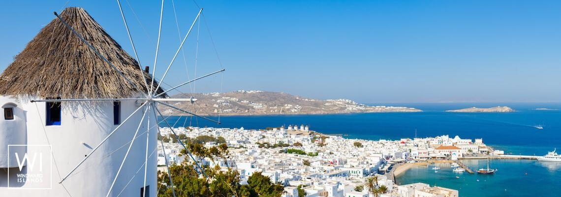 Yacht charter Cyclades - Mykonos - 1