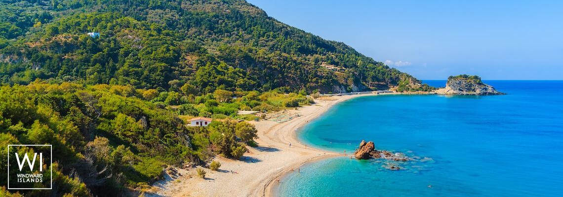 Samos, Dodecanèse, Grèce - 1