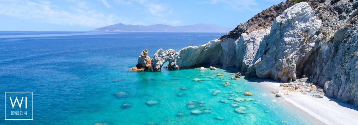 Lalaria Beach, Skiathos, Greece - 1