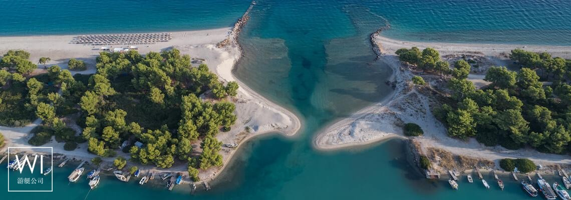 Glarokavos beach, Kassandra peninsula - Halkidiki, Greece - 1