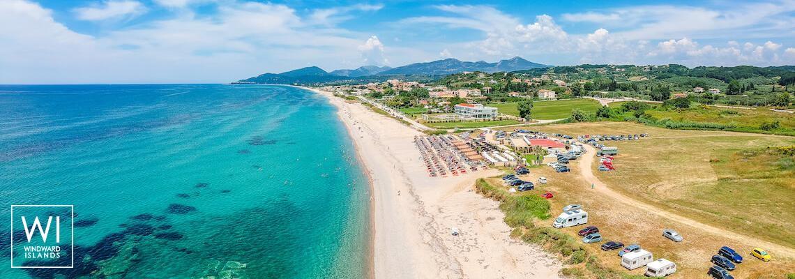 Monolithi Beach,  Preveza city, Greece - 1
