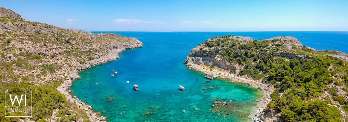 Yacht charter Greece - Dodecanese - 1