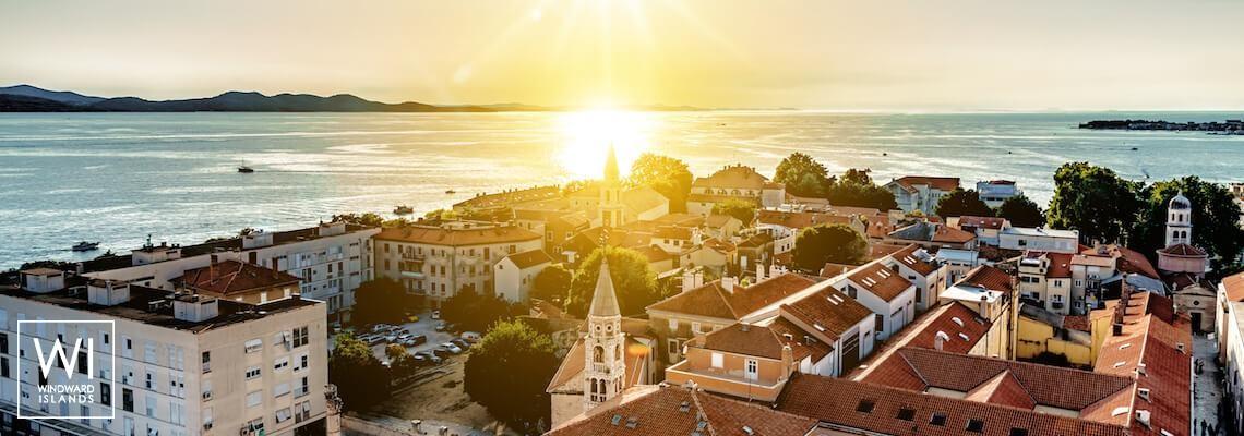Sunset Zadar, Croatia - Yacht charter - 1