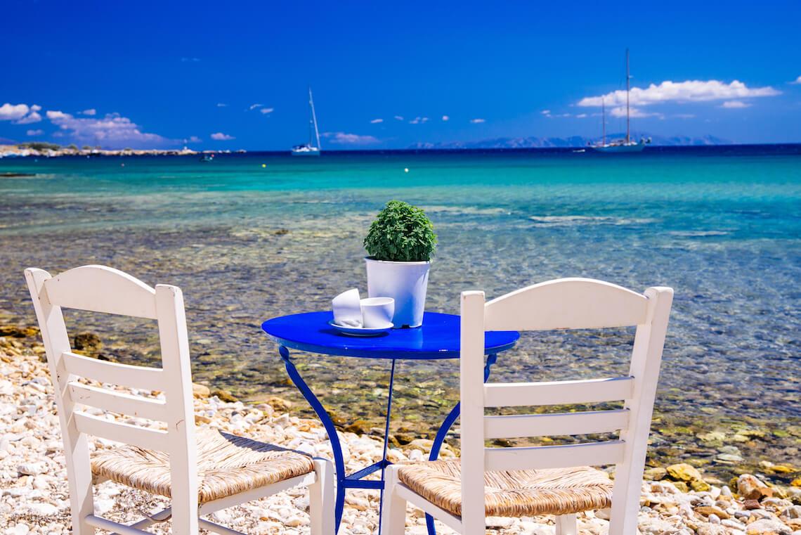 游艇租赁 Yacht Charter Cyclades - Santorini, Poros,... - Greece