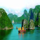 Location bateau Vietnam