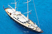 Crewed Sailing yachts